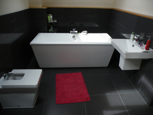 Loft conversion, Bathroom, Lincoln, NB Building And Maintenance